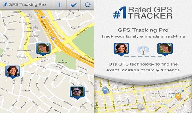 GPS Tracking Pro