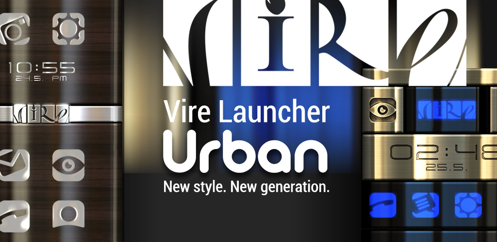 Vire Launcher Urban